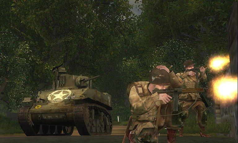 战火兄弟连:进军30高地截图第12张