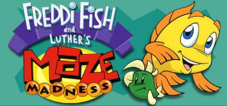 弗莱迪小鱼和卢瑟的迷宫的疯狂