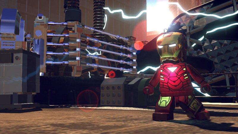 乐高 漫威超级英雄截图第1张