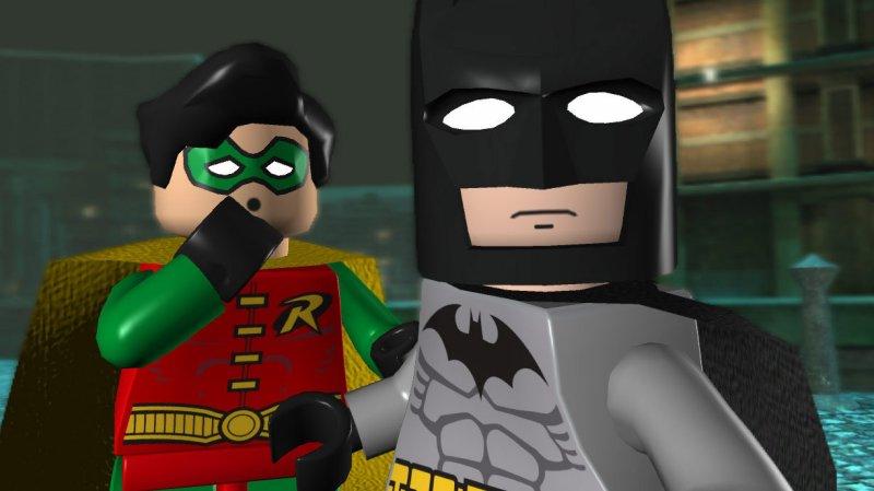 乐高蝙蝠侠截图第5张