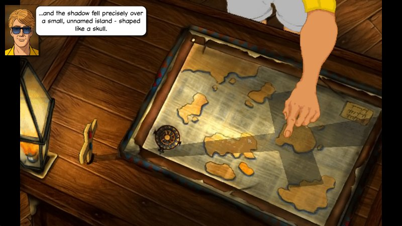 Broken Sword 2 - the Smoking Mirror: Remastered截图第2张