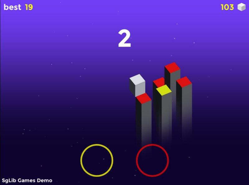 红色和黄色截图第2张