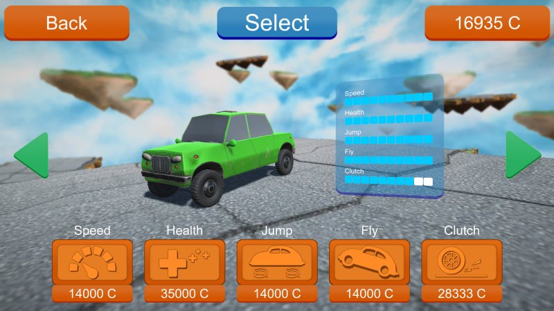 疯狂赛车3D截图第1张