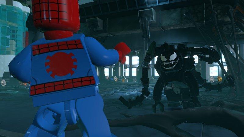 乐高 漫威超级英雄截图第5张