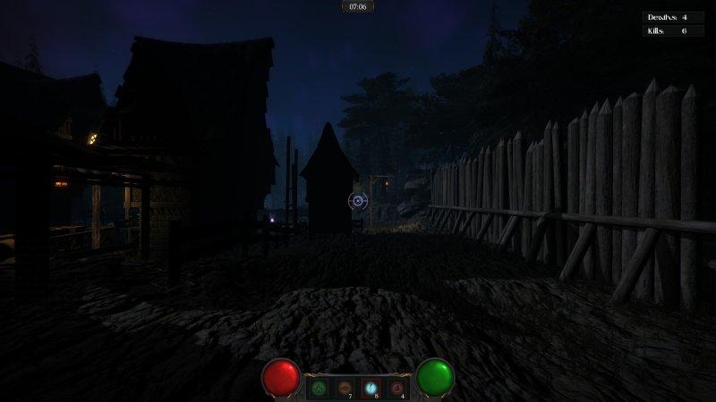 炼狱:诅咒之战截图第2张