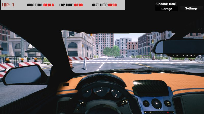 纳什赛车2:肌肉车截图第2张