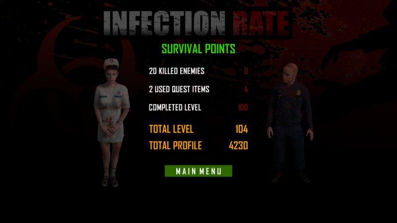 感染率截图第10张