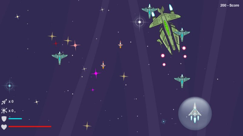 银河战斗截图第5张