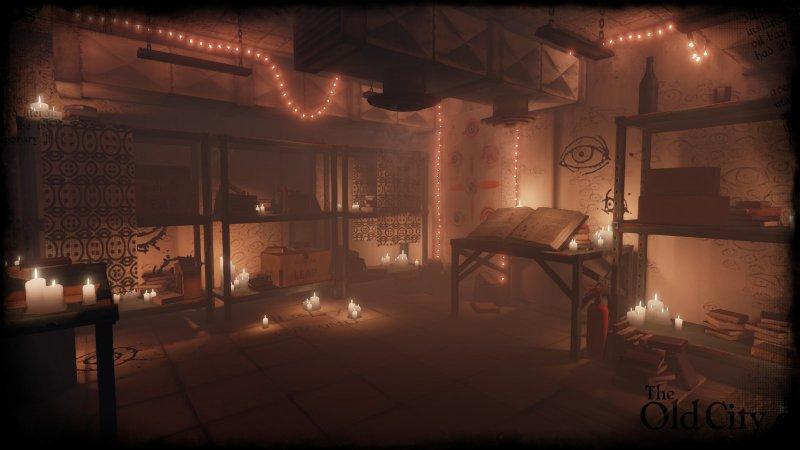 鬼影旧城:利维坦截图第9张