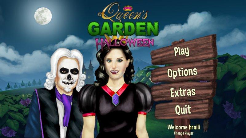 皇后的花园:万圣节截图第1张