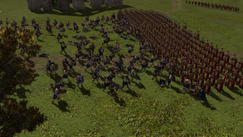 罗马霸权:凯撒崛起截图第1张