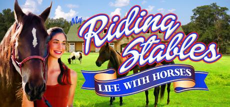 我的马厩:与马匹的生活