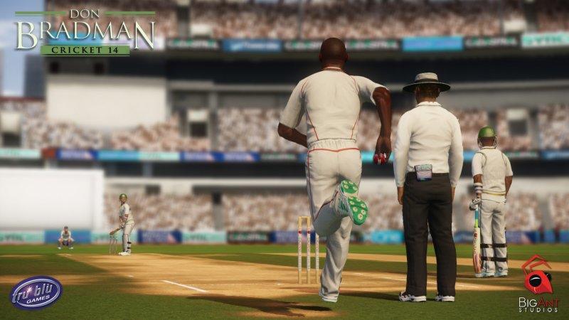 唐纳德布莱德曼板球14截图第2张