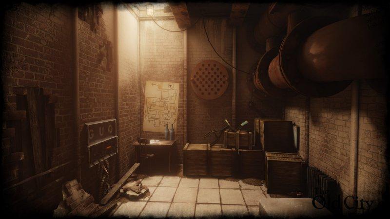鬼影旧城:利维坦截图第3张