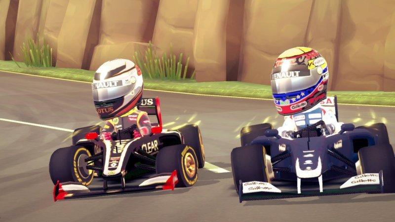 F1 RACE STARS™截图第1张