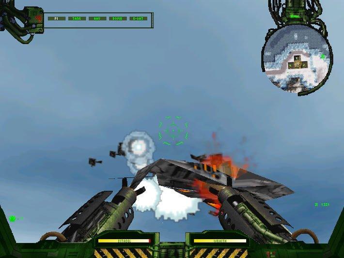 起义:铁甲叛乱截图第2张