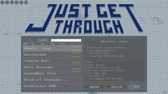 Just Get Through截图