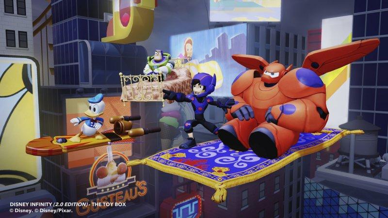 迪士尼无限2.0截图第2张