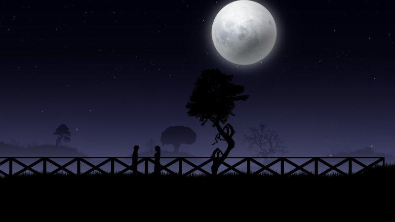 星空 蓝月截图第4张