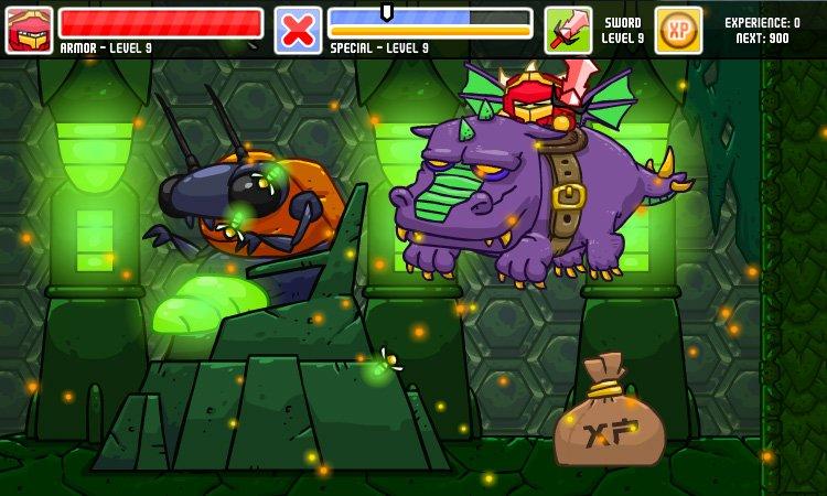 超级赤壁骑士无敌版截图第1张