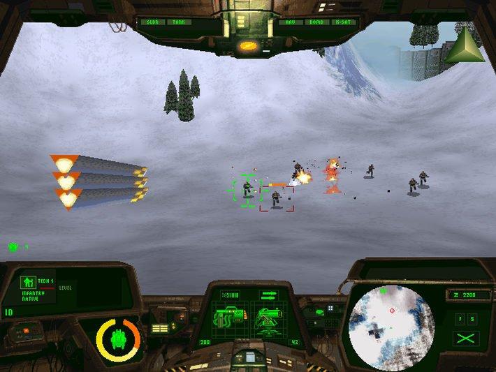 起义:铁甲叛乱截图第1张