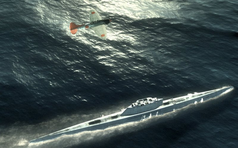 潜航®:太平洋之狼截图第4张