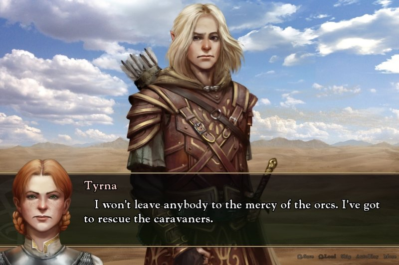 剑的女儿截图第2张
