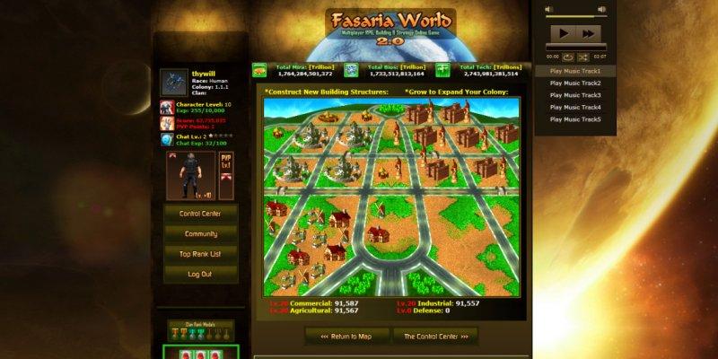 Fasaria World: Browser MO截图第4张