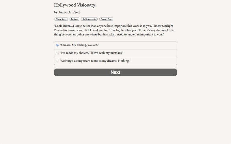 Hollywood Visionary截图第2张