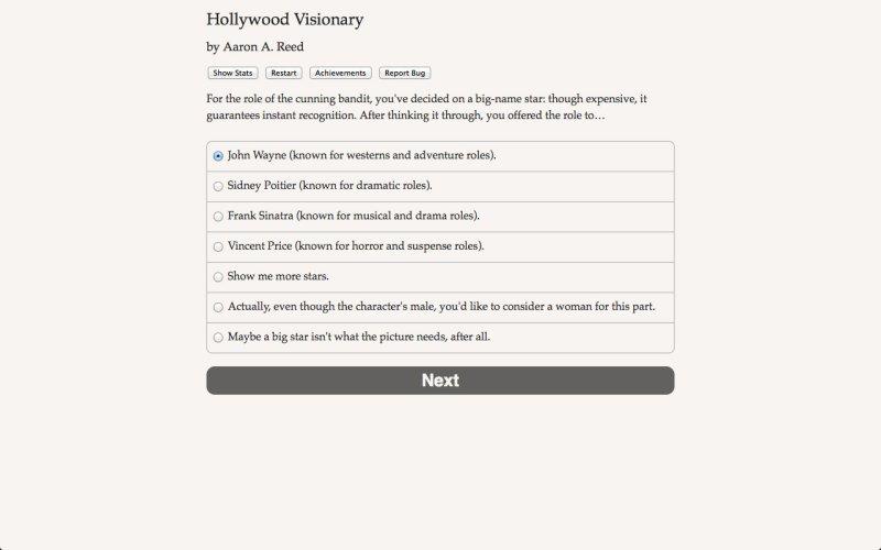 Hollywood Visionary截图第4张