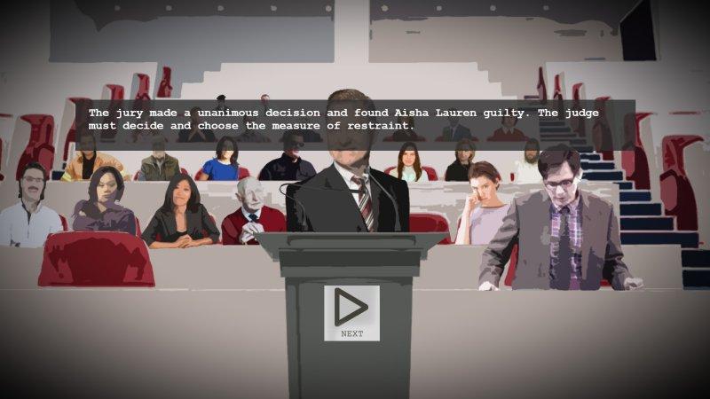 人法|法官模拟器截图第3张