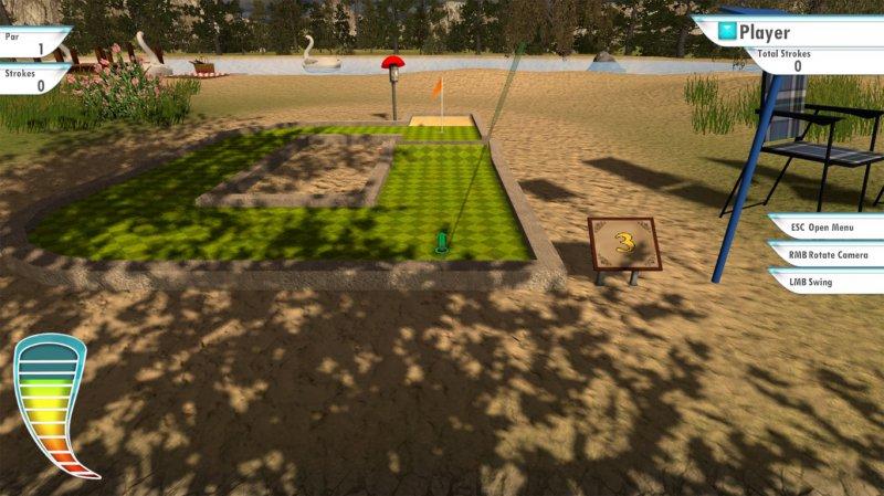 3D迷你高尔夫截图第2张