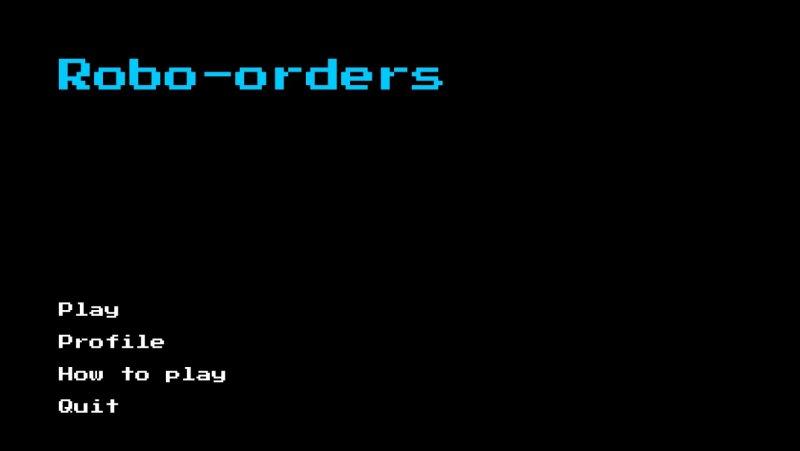 Robo-orders截图第1张