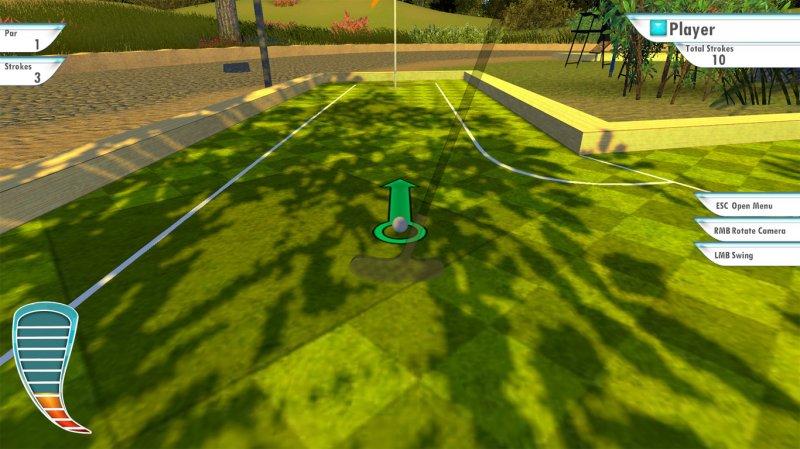 3D迷你高尔夫截图第3张