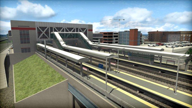 列车模拟器:NEC:纽约纽黑文航线附加截图第2张