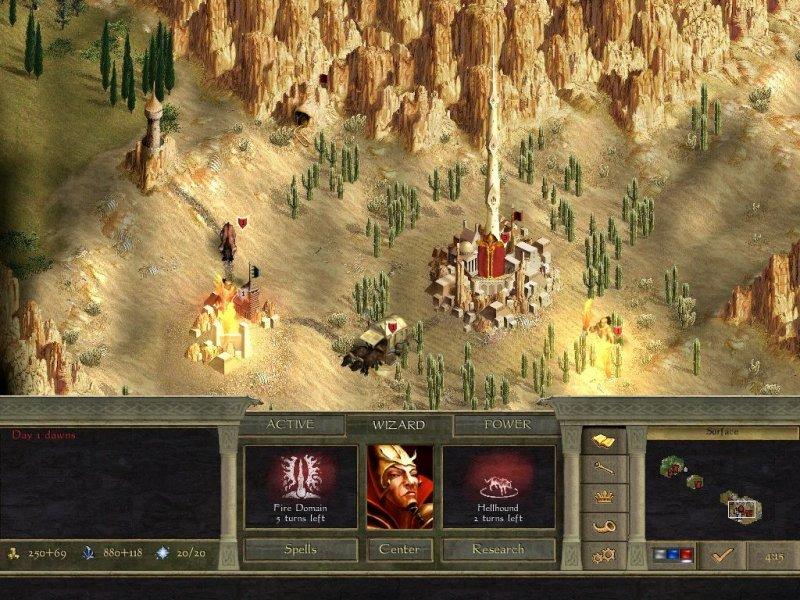 奇迹时代II:巫师王座截图第1张