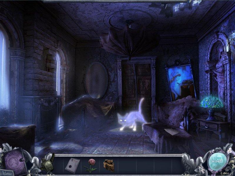 闹鬼的过去:境界的鬼魂截图第3张