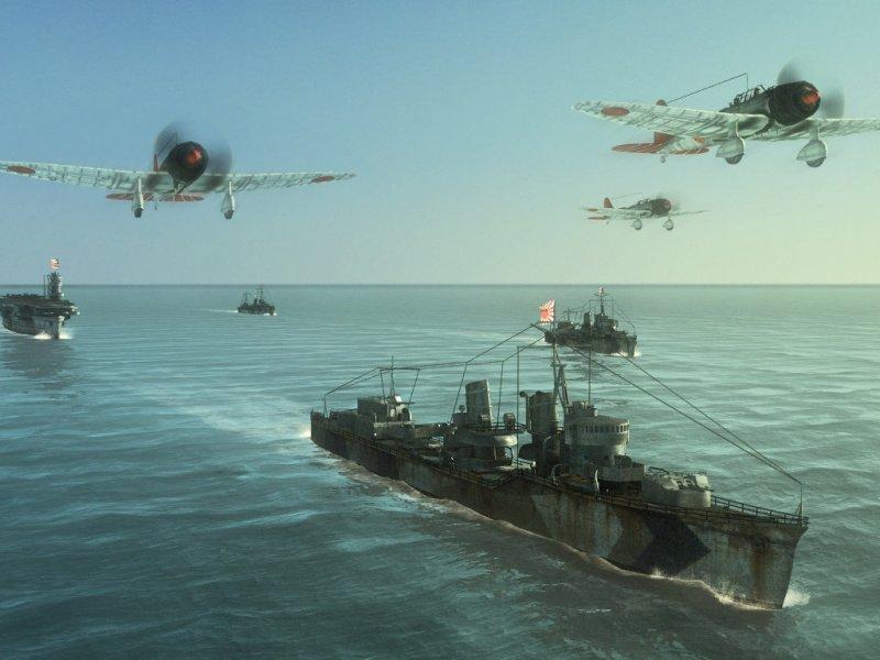 猎杀潜航4:太平洋之狼-U型潜艇任务截图第3张
