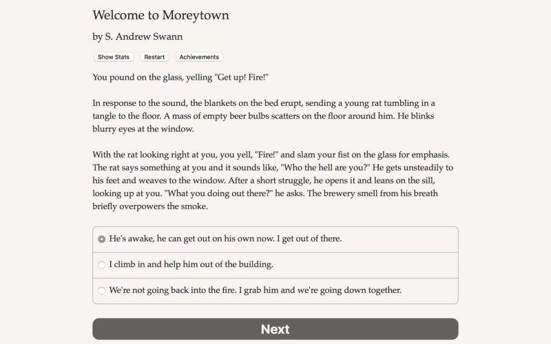 欢迎来到莫雷镇截图第1张