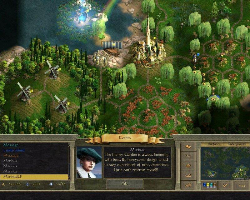 奇迹时代II:巫师王座截图第6张