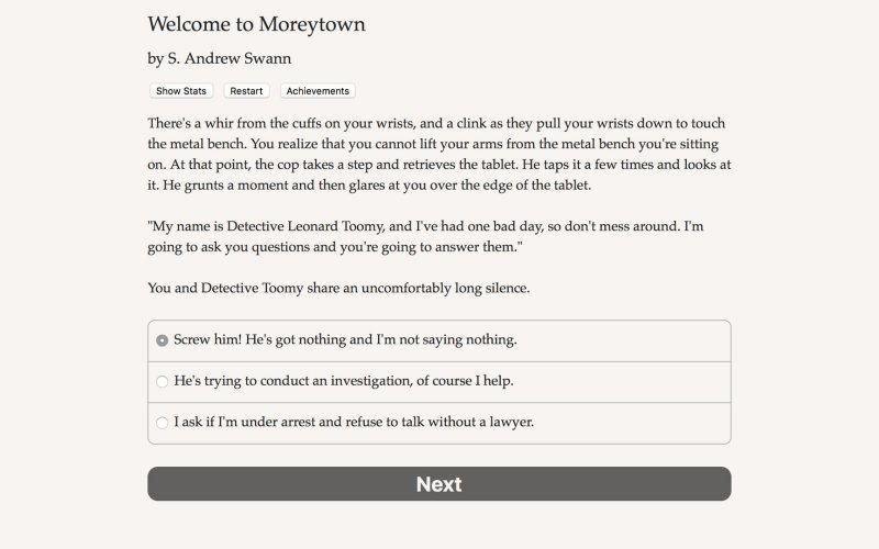 欢迎来到莫雷镇截图第3张