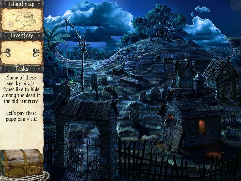 鲁宾逊漂流记与海盗诅咒截图第7张