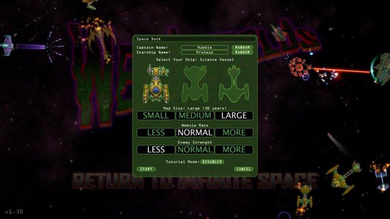 奇异世界:重返无尽的太空截图第1张