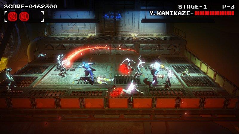 剑勇传奇:忍者龙剑传Z截图第4张
