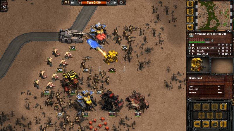 战锤40K:末日之战截图第3张