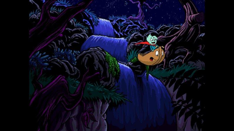 穿睡衣的山姆:不需要隐藏当外面天黑了截图第8张