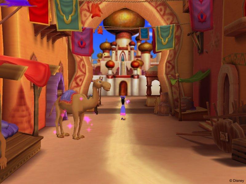 迪士尼公主:魔法之旅截图第4张