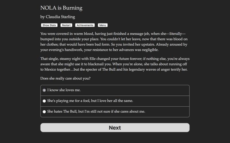 NOLA is Burning截图第2张