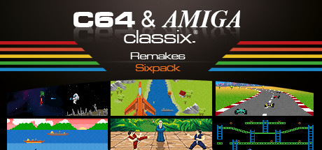 C64和AMIGA经典重置6合1