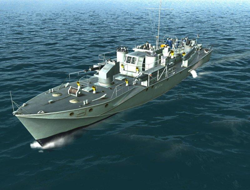 鱼雷快艇:海洋骑士截图第4张